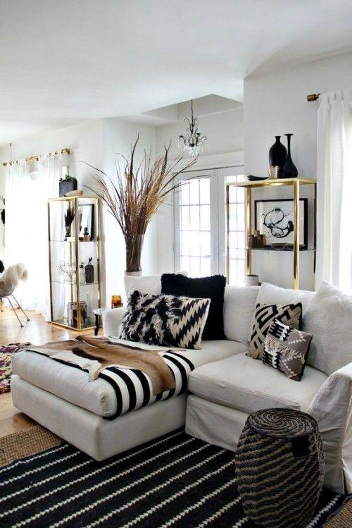 25 Best Ideas About Black White Decor On Pinterest Black White