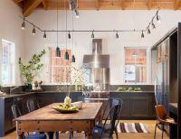 NB Design Group - kitchens - u shaped kitchen, industrial ...