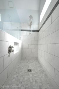 Level Entry Shower @Hansgrohe USA | Our Jobs | Pinterest ...