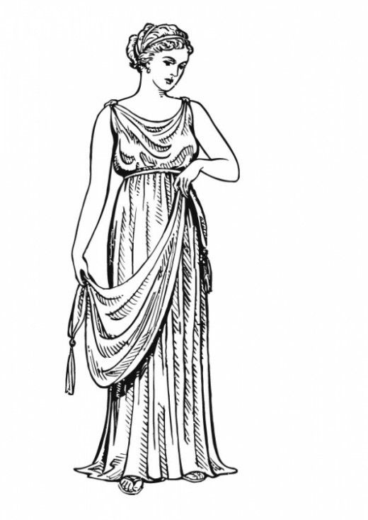 17 Best images about Greek & Roman Costumes on Pinterest