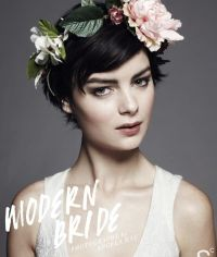 Short hair flower crown | I do | Pinterest | Hair, Short ...