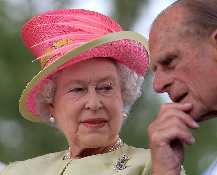 1358 Best Queen Elizabeth II Amp Prince Phillip Images On