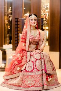 1000+ images about Bridal Lehengas on Pinterest | Couture ...
