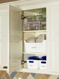 20+ best ideas about Organizing Kitchen Cabinets on ...