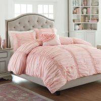 1000+ ideas about Light Pink Bedding on Pinterest