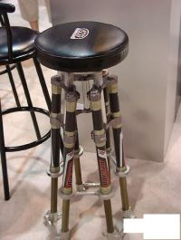 coil spring bar stools - Google Search | INDUSTRIAL DESIGN ...