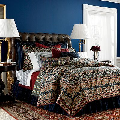 Chaps Brompton Hall Bedding Collection Bed Room