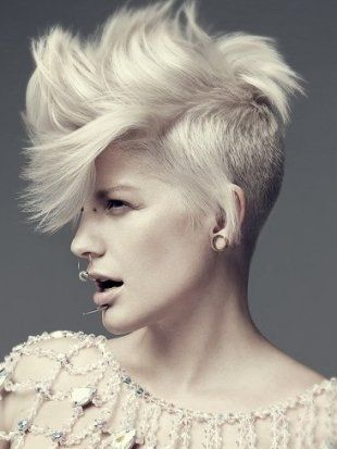 25 Best Ideas About Alternative Hairstyles On Pinterest