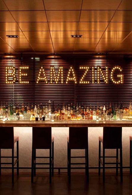 17 ideas about Bar Interior Design on Pinterest  Industrial interior design Industrial