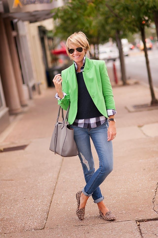 Fun and casual: Jeans, Mint