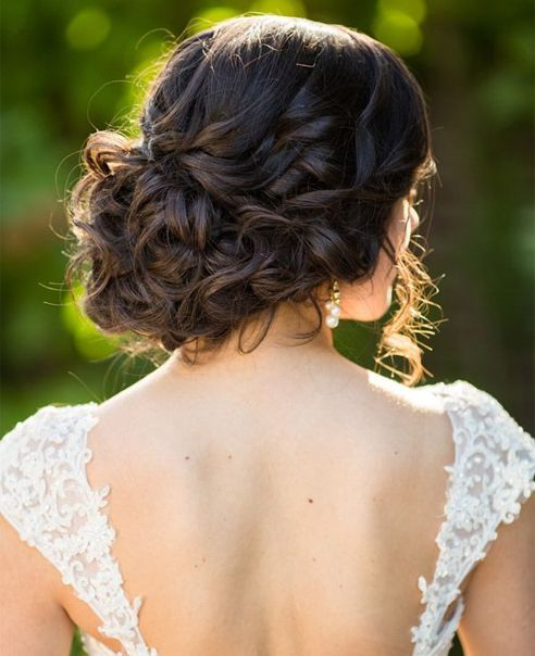 643 Best Images About Updo Hairstyles On Pinterest Formal