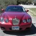 Autotrader classics 2005 jaguar s type sedan red 8 cylinder