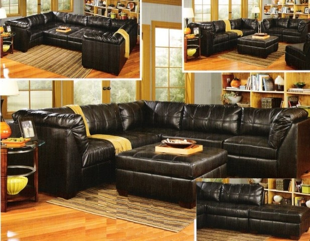 San Marco modular sectional by Ashley Furniture Individual pieces  build your own sectional