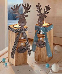 weihnachtsdekoration aus holz selbst gemacht - boisholz - Weihnachtsdeko 2015 Holz