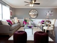 14 Ways to Decorate With Plum   Plum color palettes, Plum ...