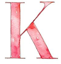 25+ best ideas about Letter K Font on Pinterest ...