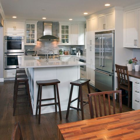 Image Result For Kitchen Remodel Knock Down Wall
