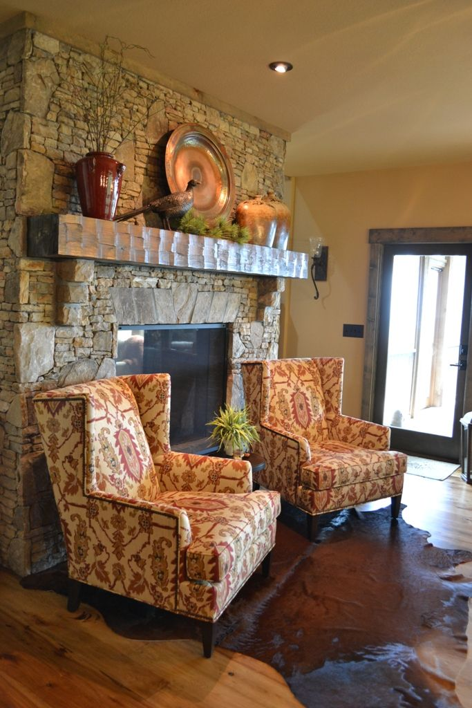 living room decorating ideas with stone fireplace how to start a 50 best images about ethan allen: rooms on ...
