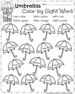 25+ Best Ideas about Color Words Kindergarten on Pinterest
