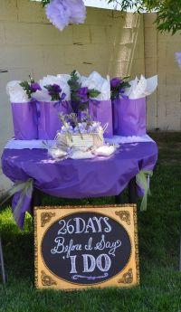 Purple And Green Bridal Shower Ideas | www.imgkid.com ...