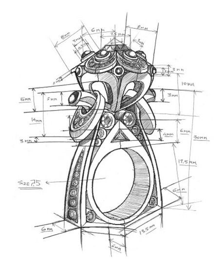1000+ ideas about Jewelry Design Drawing on Pinterest