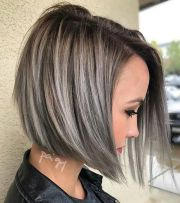 ideas silver hair