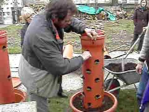 Workshop Vertikaler Garten Urbane Permakultur YouTube Garten