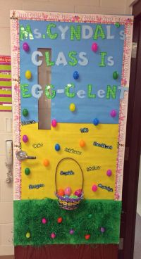 51 best images about Easter door ideas on Pinterest ...