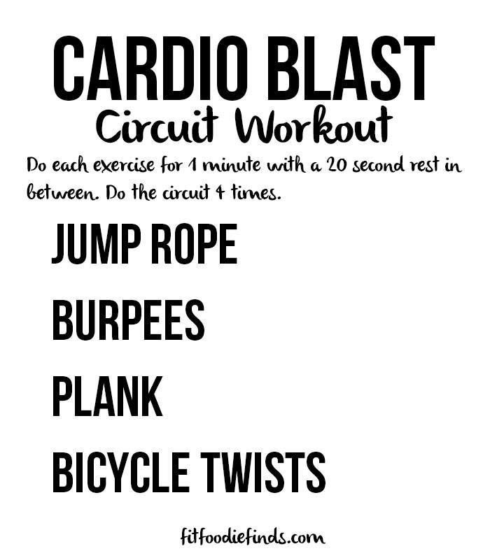 full body blast circuit workout week 1 busy but healthy