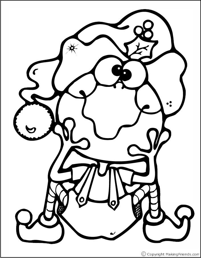 71 best images about Frog coloring pages on Pinterest