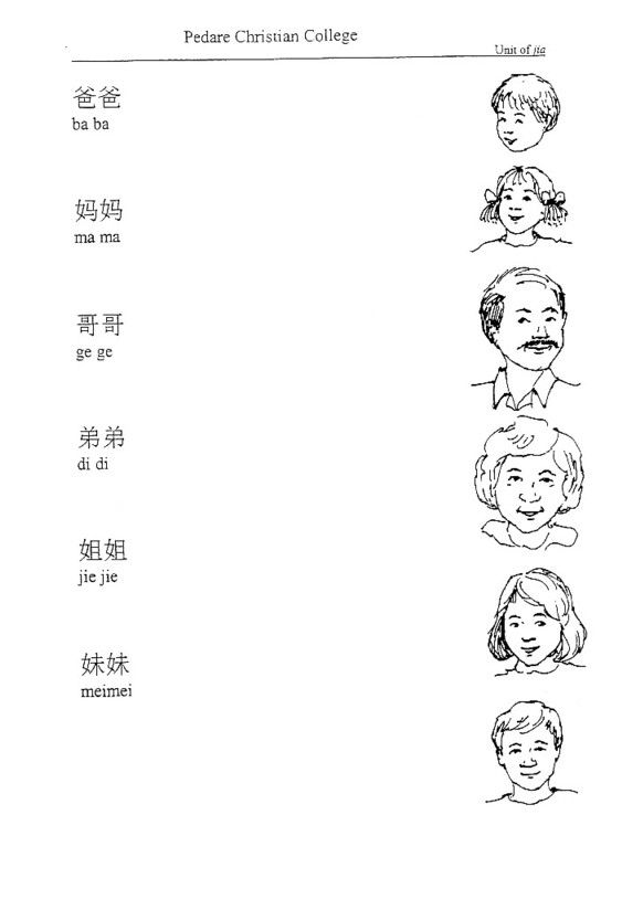 17 Best images about Chinese Worksheet on Pinterest