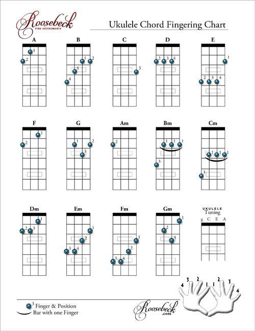 25+ best ideas about Guitar Chord Chart on Pinterest