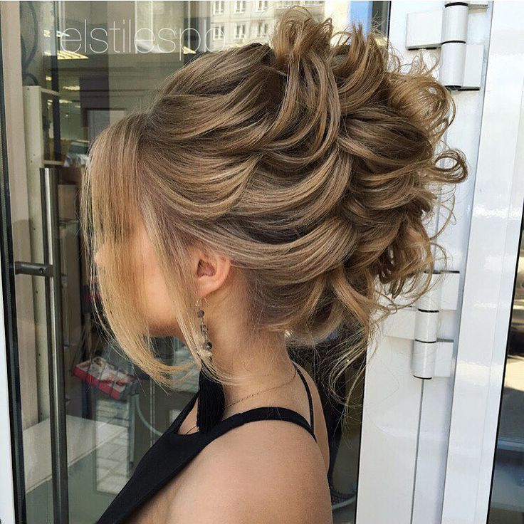 25 Best Ideas About Messy Medium Hair On Pinterest Messy Updos