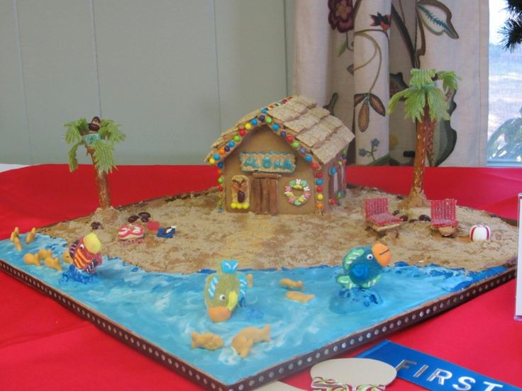The 12 Best Images About Gingerbread House Ideas On Pinterest