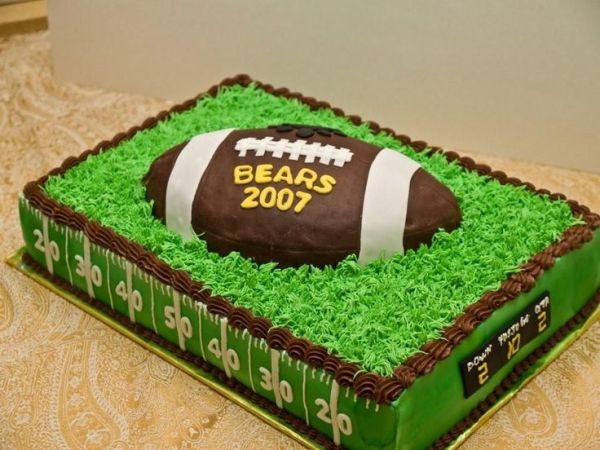 17 best images about Sports Cakes on Pinterest Birthday