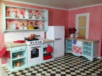 Once Upon A Doll Collection : Shabby Chic Kitchen ...