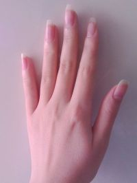 1000+ images about LONG PRETTY NATURAL NAILS on Pinterest ...