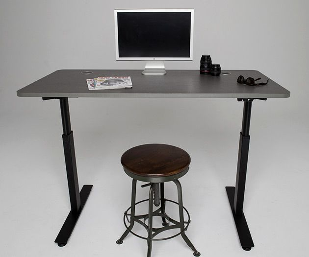 The Most Affordable Automatic Standing Desk  Stand Desk