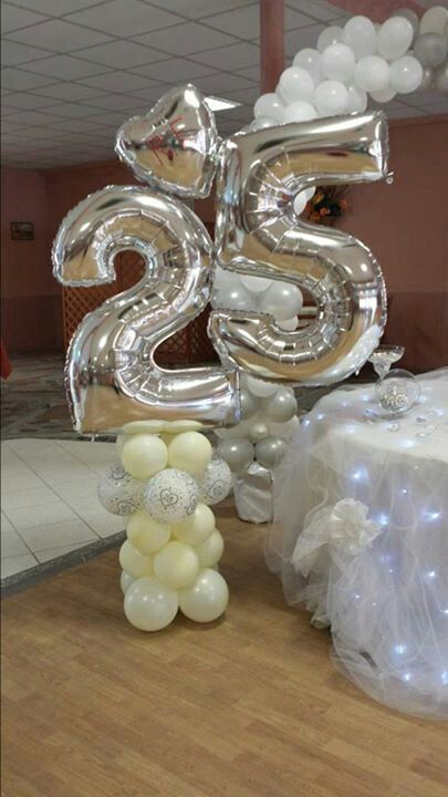 16 Best Images About Balloon Numbers On Pinterest