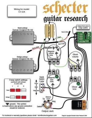 157 best images about circuitos de guitarras on Pinterest | Cigar box guitar, Jimmy page and