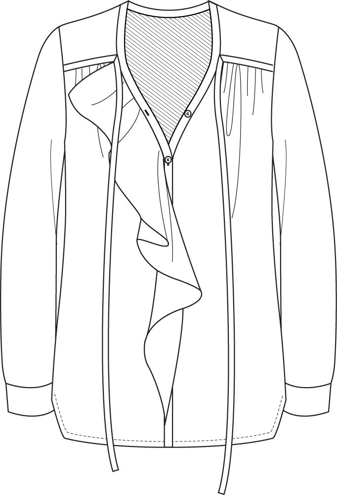 129 best images about Technical Fashion Sketch on Pinterest