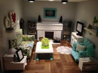 1000+ images about Doll Houses and Decorating Ideas on