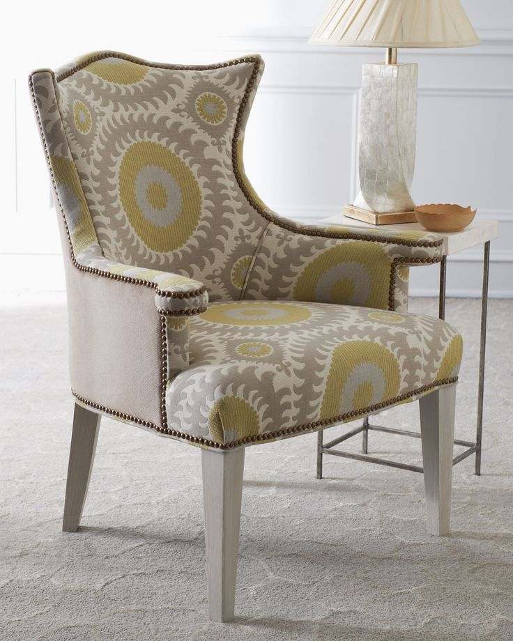 Jeff Zimmerman Collection by Key City Mila Chair