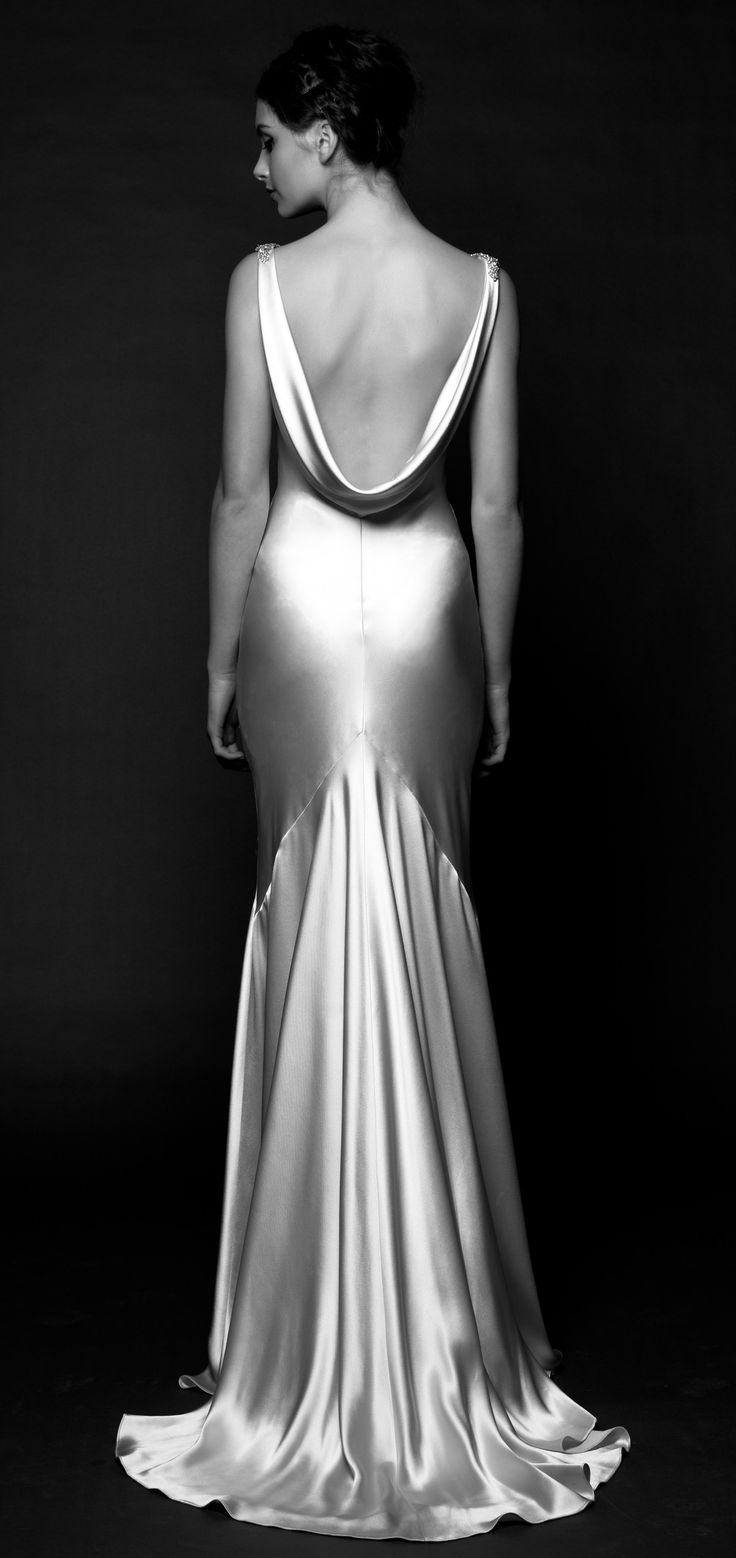 25 Best Ideas about Silk Gown on Pinterest  Champagne gown Black tie bridesmaids gowns and