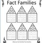 30 best images about Math Fact Families on Pinterest