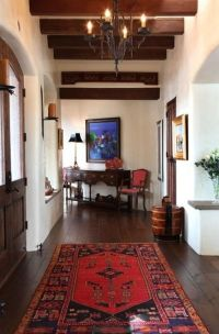 Spanish Colonial Home Interior - Hall - Tewes Interior ...