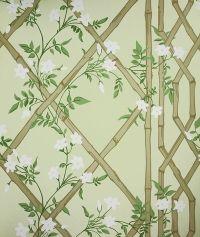 Best 25+ Trellis wallpaper ideas on Pinterest | Half ...