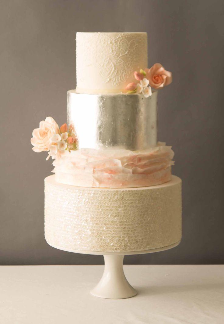 6 8 10 Tier Buttercream Wedding Cakes Google Search