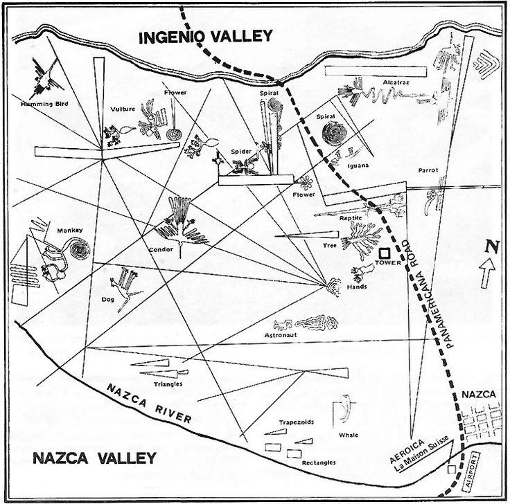 Google Maps Nazca Lines Nazca Peru
