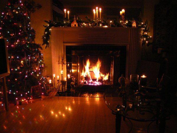 1000 Ideas About Beautiful Christmas Scenes On Pinterest